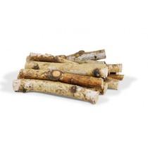 Knabbern Sie Holz Birke