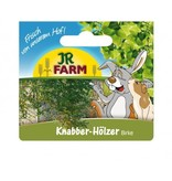JR Farm Knabbern Sie Holz Birke