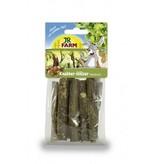 JR Farm Knabbern Holz Haselnuss