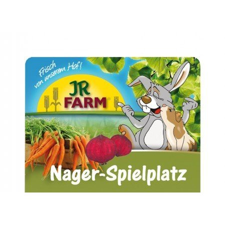 JR Farm Nagetier knabbern Spielset