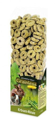 JR Farm Grainless Erbsen Ringe