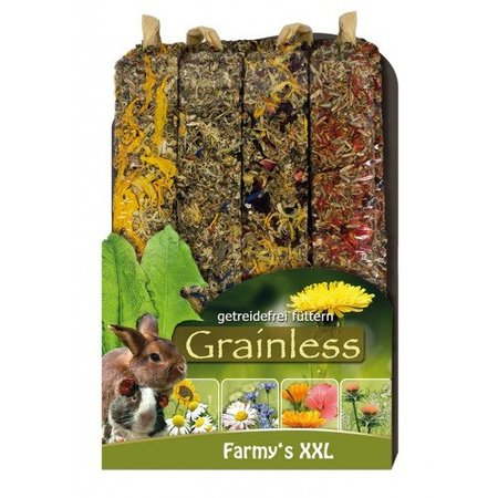 JR Farm Getreidelose Farmys XXL Pack