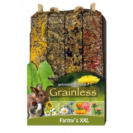 JR Farm Grainless Farmys XXL Pack