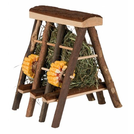 Trixie PURE NATURE Hay rack with Hay