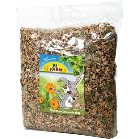 JR Farm Litter Summer Feeling with Flowers Ground Cover