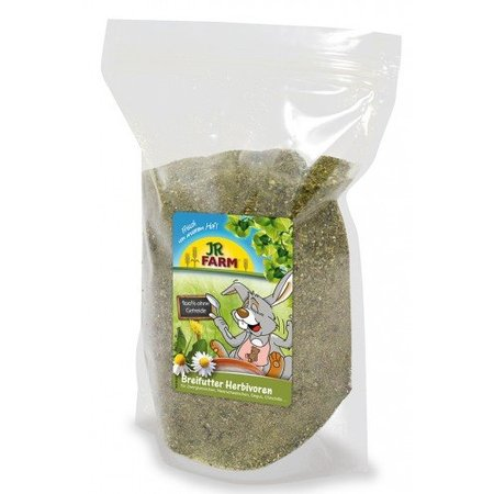 JR Farm Compulsory food for Herbivores 200 grams