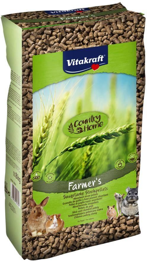 Vitakraft Landwirts natürlicher Abfall 8 kg