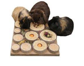 Meerschweinchenspielzeug und Spielzeug für Meerschweinchen