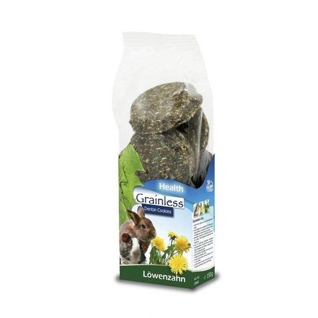 JR Farm Grainless HEALTH Dental-Cookies Paardenbloem 150 gram