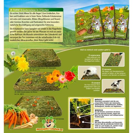 JR Farm Pasture Herb meadow 30 cm