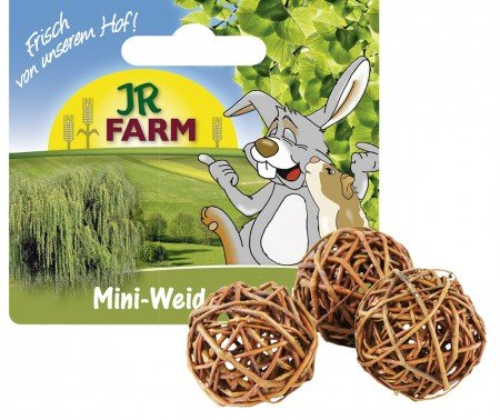 JR Farm Mini Meadow Playing balls