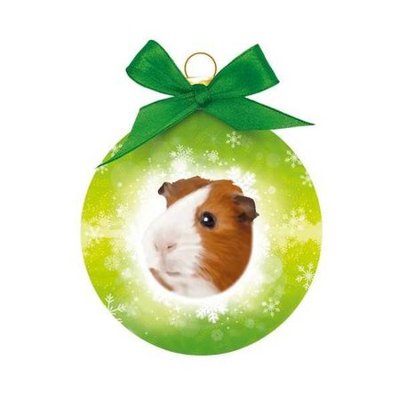 Christmas bauble Cavia