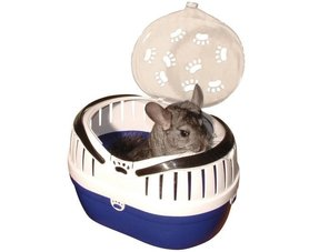 Chinchilla Transportboxen