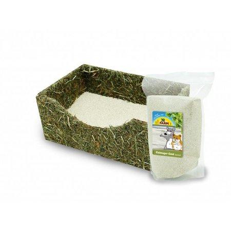 JR Farm Bad-Box Sandbox + free bag of sand