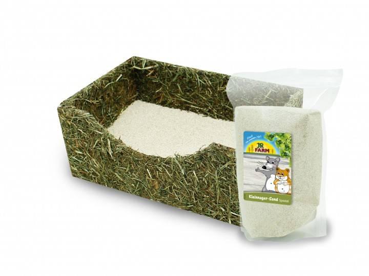 JR Farm Bad-Box Zandbak + gratis zakje zand