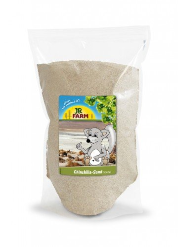 JR Farm Chinchillasand Spezial 1 kg