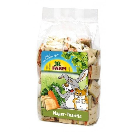 JR Farm Knaagdier Toasties 200 gram