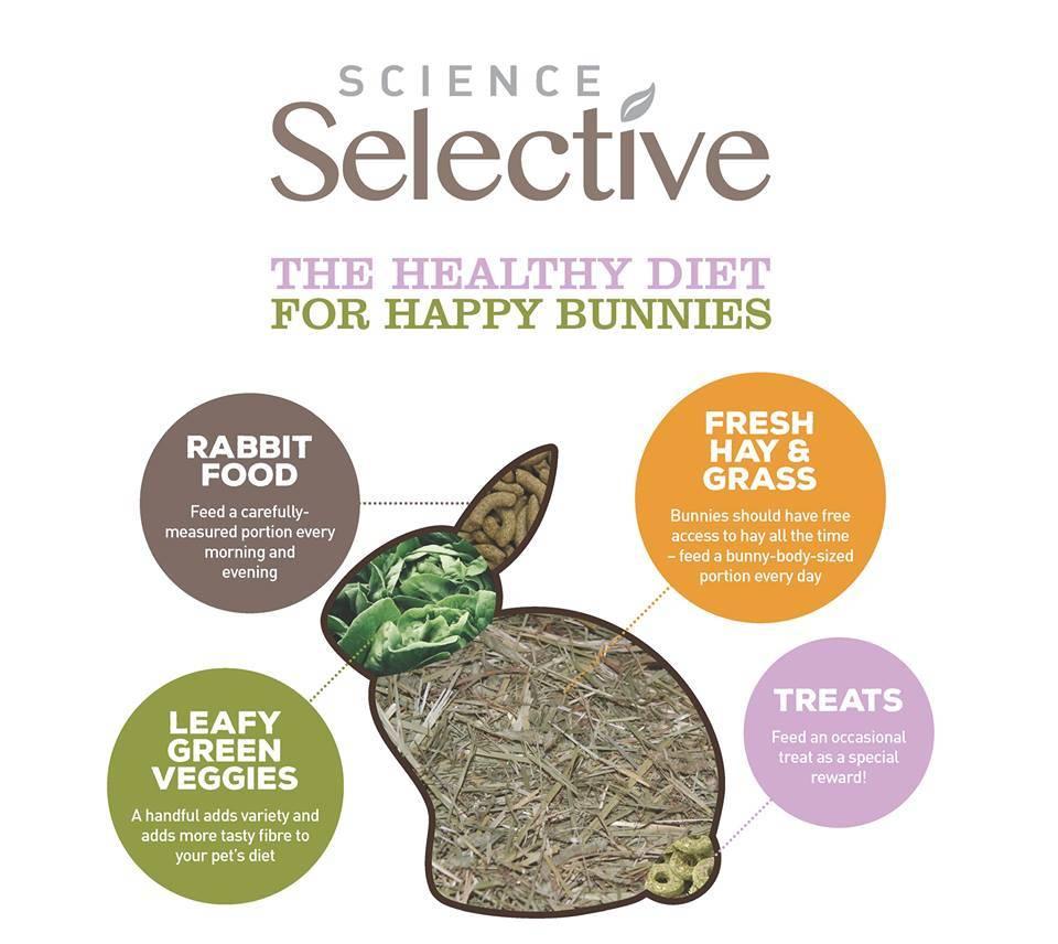 supreme slective rabbit grain-free rabbit food