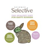 Supreme Selective Naturals Garden Sticks Rabbit 60 Gramm
