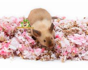 Nistmaterial für Mäuse