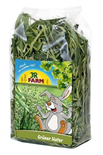 JR Farm Grüner Hafer 500 Gramm