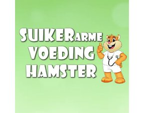 Suikerarme Voeding Hamster