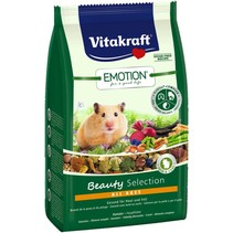 Emotion Beauty Selection Dwarf Hamster 300 grams - Copy