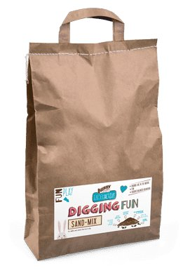 Bunny Nature DiggingFun Sand-Mix 9,7 kg