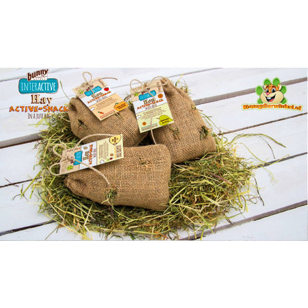 Bunny Nature Hay Active Snack