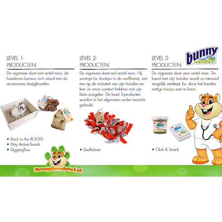 Bunny Nature Hay Active Snack Favorite Vegetables