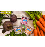 Bunny Nature Knuspriges Snackgemüse 30 Gramm