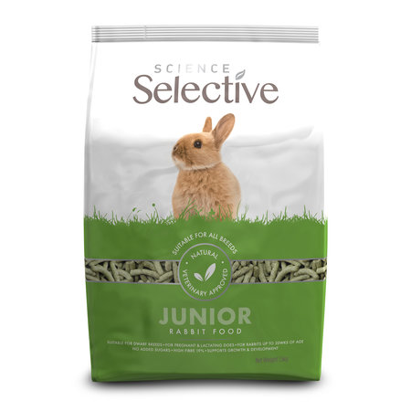 Supreme Selective Rabbit Junior