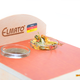 Elmato Snackbar Huis 25 cm