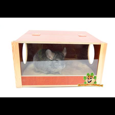 Zandbad Huis 39 cm