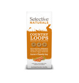 Supreme Selektive Country Loops mit Karotten und Timothy Hay Rabbit