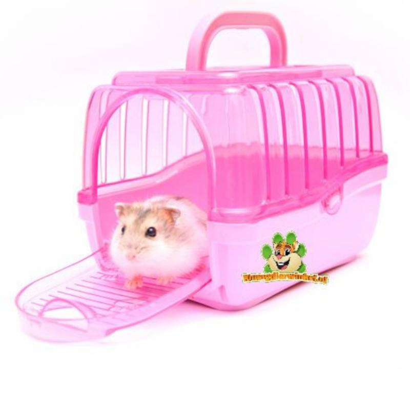Hamstertransportbox und Transportbox