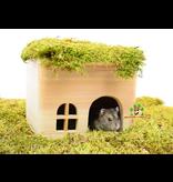 Trixie Wooden Block Cottage 15 cm