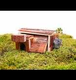 Trixie Luka house 14 cm