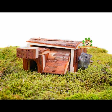 Trixie Huis Luka 14 cm