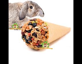 Kaninchensnacks Kekse & Sticks