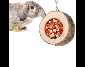 Kaninchensnacks Aktivspielzeug