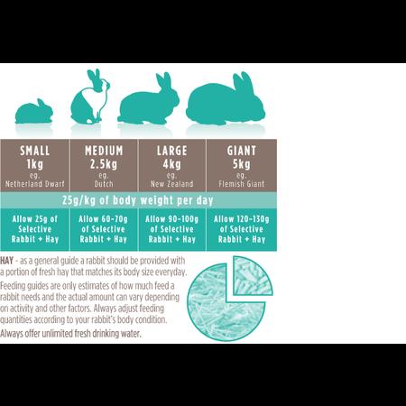 Supreme Selektives Kaninchen Adult Kaninchenfutter