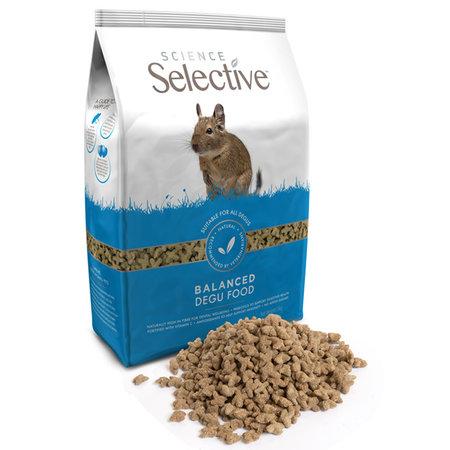 supreme selective degoe degu voeding