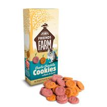 Charlie Chinchilla Cookies Raisin & Carrot