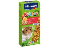 Vitakraft Hamster Kracker Fruits & Flakes