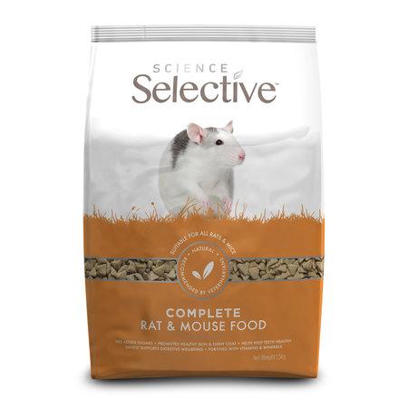 Supreme Selective Rat  & Muis