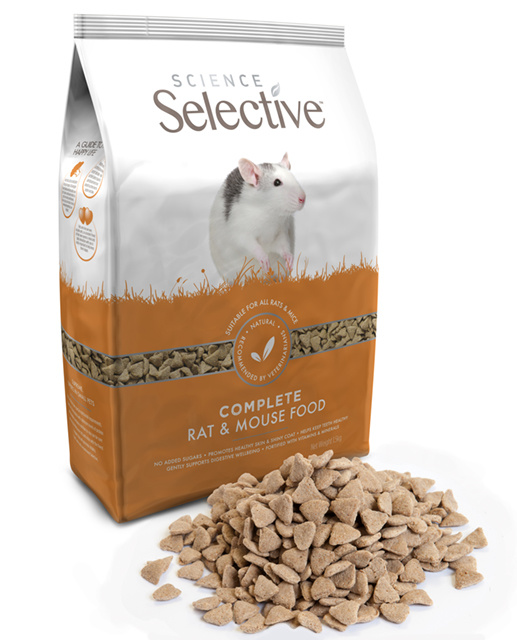 Supreme Selective Rat  & Muis 3 kg
