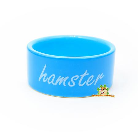 Hamster Voerbakje Steen 6 cm