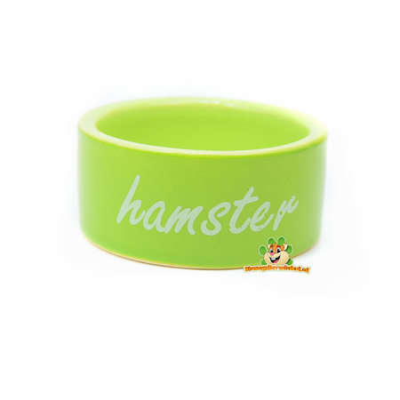 Hamster Run Bowl Stein 6cm
