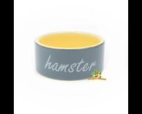 Hamster Run Bowl Stein 6cm